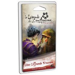 La Légende des Cinq Anneaux LCG - L'Honneur Embrasé