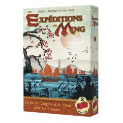 Les Expéditions des Ming