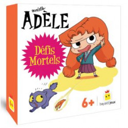 Mortelle Adèle : Défis Mortels