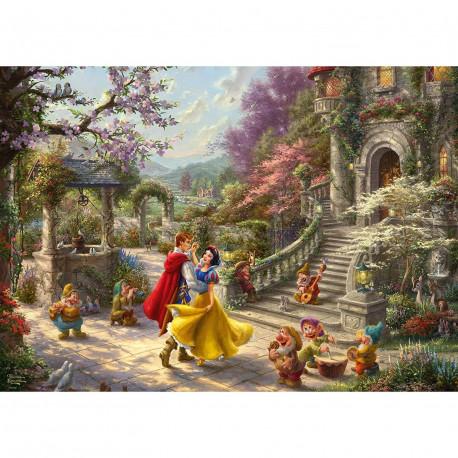 Puzzle Disney : Snow White - 1000 pièces