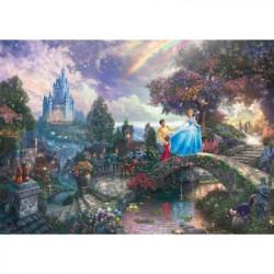 Puzzle Disney : Cendrillon - 1000 pièces