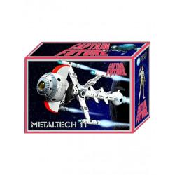 Metaltech 11 Captain future - Comet Spaceship