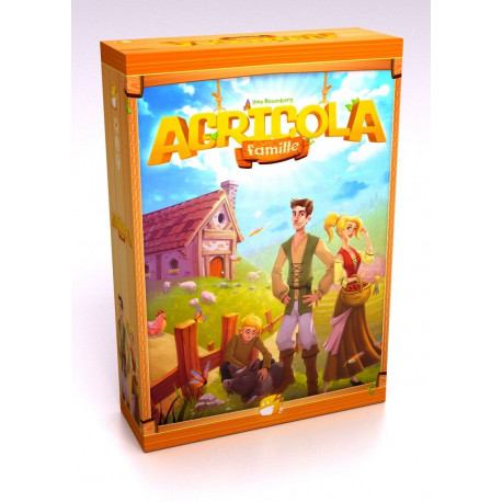 Agricola Famille - French version