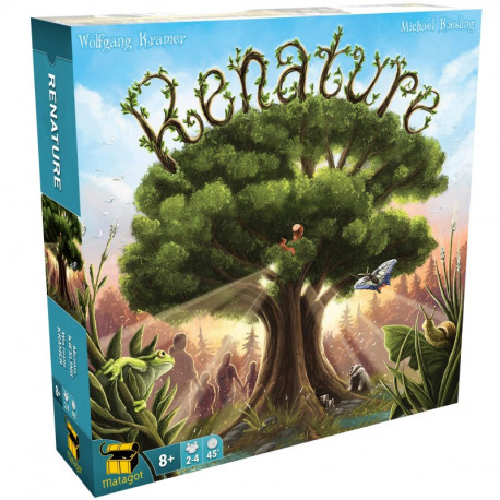 Renature - French version