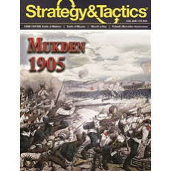 Strategy & Tactics 326 : Mukden 1905