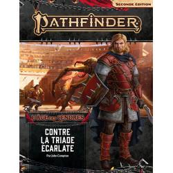 Pathfinder 2 - Contre la Triade écarlate