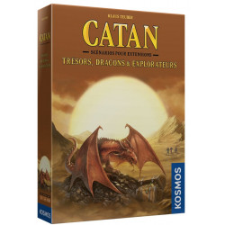 Catan : Trésors Dragons & Explorateurs (Ext)