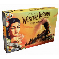 Western Legends - Ante Up - French version