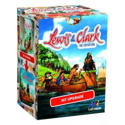Lewis & Clark - kit de mise à jour