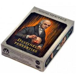 Vampire La Mascarade – Destinées Perverties