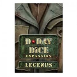 D-Day Dice : Legends