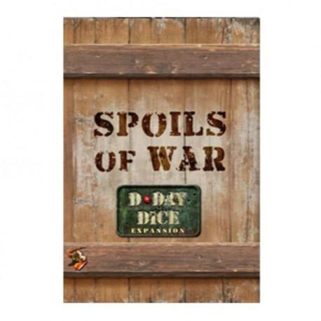 D-Day Dice - Spoils of War