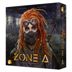 Zone A - Le Secret de Tchernobyl - French version