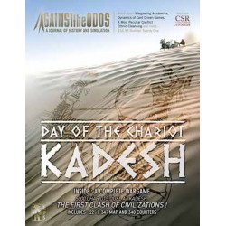 Against the Odds 21 : Day of the chariot - Kadesh