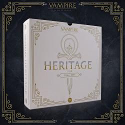 Vampire La Mascarade – Héritage Deluxe - French version