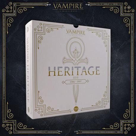 Vampire La Mascarade – Héritage - Deluxe