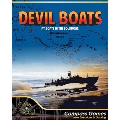Devil Boats: PT Boats in the Solomons