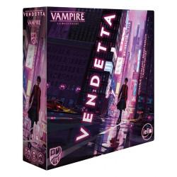 Vendetta - Vampire la Mascarade - French version