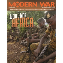 Modern War n°52 - World War Africa