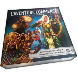 Dungeons & Dragons : L'Aventure Commence