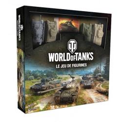 World of Tanks - le jeu de figurines