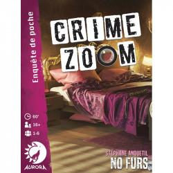 Crime Zoom - No Furs - VF