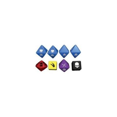 WARHAMMER RPG 3RD ED: set de dés supplémentaires