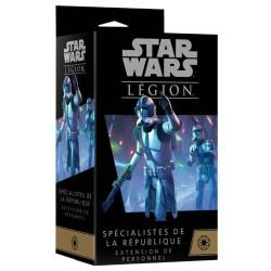 Star Wars Legion Spécialistes de la République