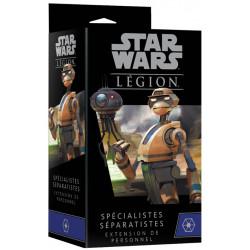 Star Wars Legion - Spécialistes Séparatistes