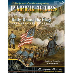 Paper Wars 96 - Rally 'Round the Flag