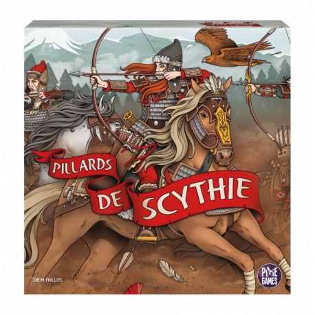 Pillards de la Scythie - French version