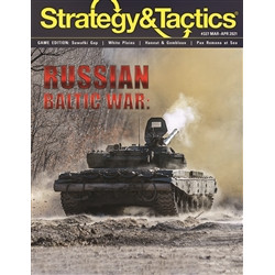 Strategy & Tactics 327 : Suwałki Gap