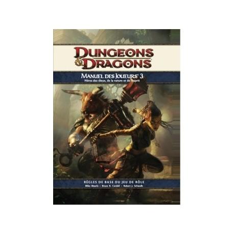 D&D 4 : Manuel des Joueurs 3