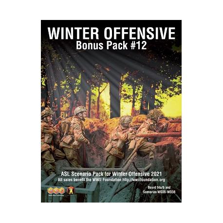 ASL Winter Offensive 2021 bonus pack 12