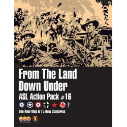 ASL Action Pack 16 - From The Land Down Under
