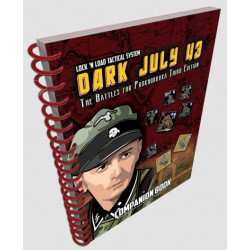 Dark July Companion Book