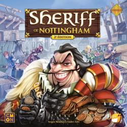 Sheriff of Nottingham - 2nd edition - French version