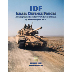 Panzer Grenadier : IDF: Israel Defense Forces