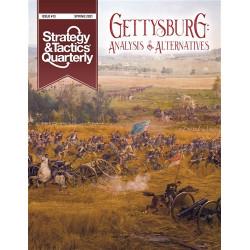 Strategy & Tactics Quarterly n°13 - Gettysburg