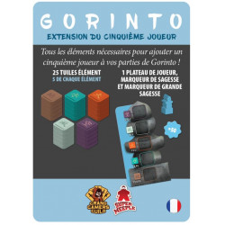 Gorinto - 5th player expansion