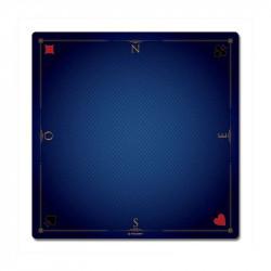 Tapis Prestige bleu taille 1
