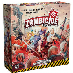 Zombicide S1 2nd edition FR