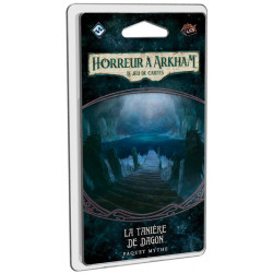 Horreur à Arkham LCG - La Tanière de Dagon