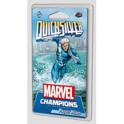 Marvel Champions : Le Jeu de Cartes - Paquet Héros Quicksilver