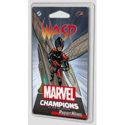Marvel Champions : Le Jeu de Cartes - Paquet The Wasp