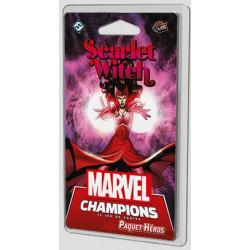 Marvel Champions : Le Jeu de Cartes - Paquet Héros Scarlet Witch