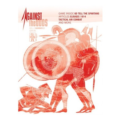 Against the Odds 06 - Go and Tell the Spartans