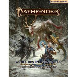 Pathfinder 2 - Guide des personnages des prédictions perdues