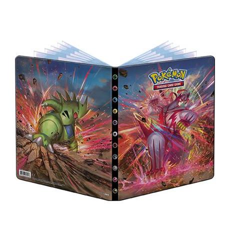 Cahier range-cartes A4 Pokémon EB05 - 252 cartes