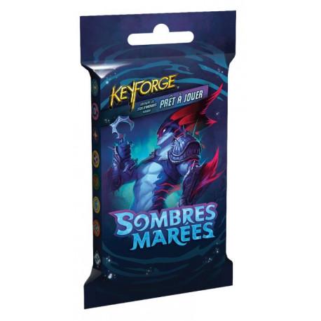 Keyforge - Deck Sombres Marées